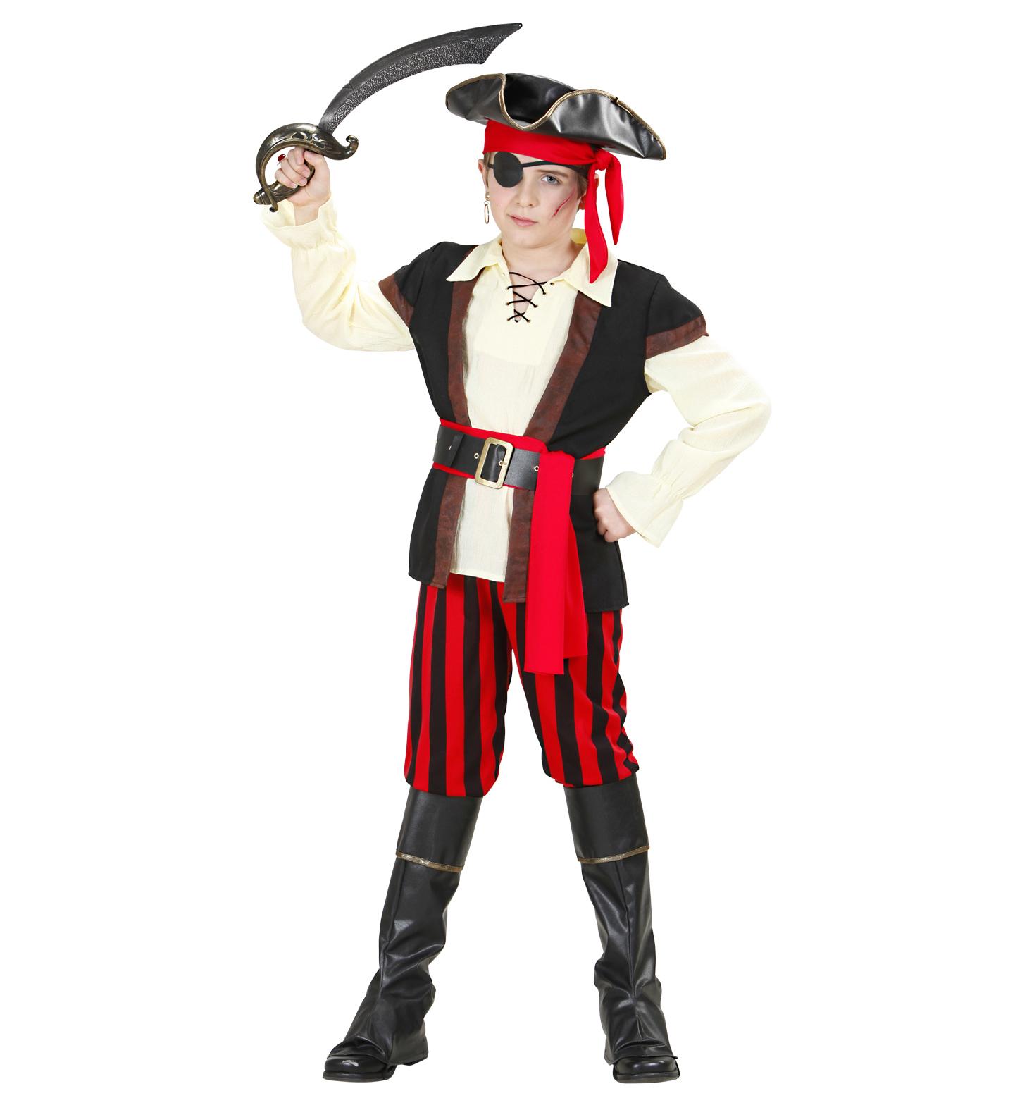 Kinder Verkleidung Abenteuer Pirat - Seeräuber Junge